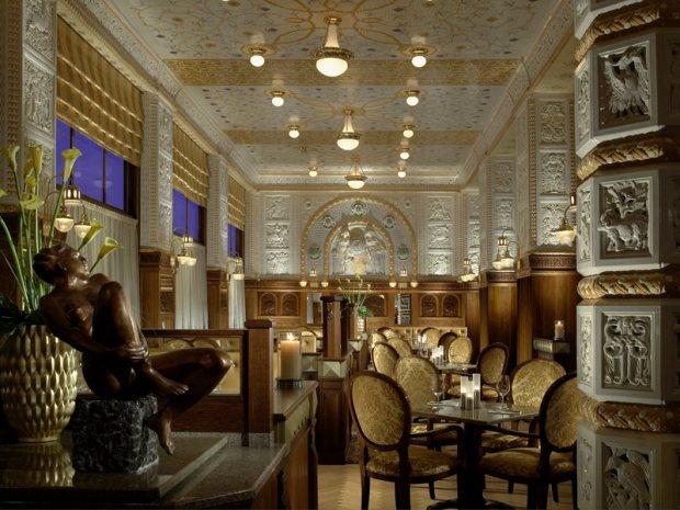 Interiér hotelu Imperial - Foto: Hotel Imperial
